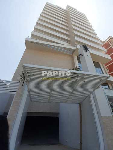 Apartamento, código 60011215 em Praia Grande, bairro Aviação