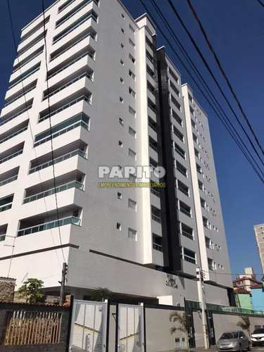 Apartamento, código 60011227 em Praia Grande, bairro Caiçara
