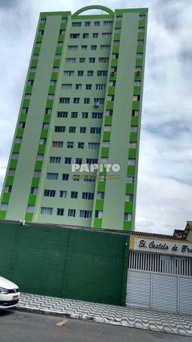Apartamento, código 60011264 em Praia Grande, bairro Mirim