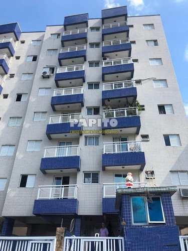 Apartamento, código 60011278 em Praia Grande, bairro Aviação