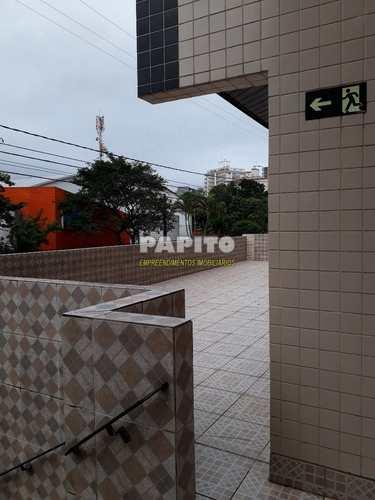 Apartamento, código 60011284 em Praia Grande, bairro Caiçara