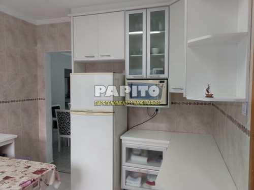 Apartamento, código 60011287 em Praia Grande, bairro Caiçara