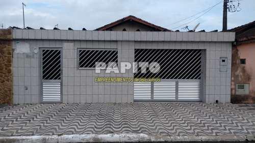 Casa, código 60011294 em Praia Grande, bairro Samambaia