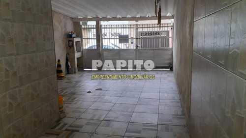 Casa, código 60011309 em Praia Grande, bairro Aviação