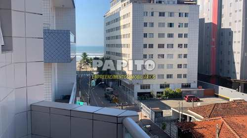 Apartamento, código 60011320 em Praia Grande, bairro Mirim