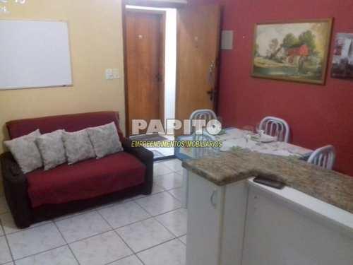 Apartamento, código 60011325 em Praia Grande, bairro Ocian