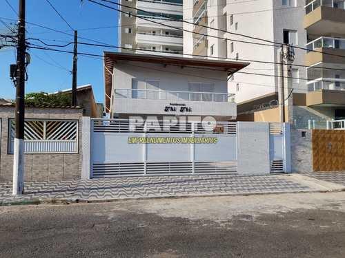 Casa de Condomínio, código 60011326 em Praia Grande, bairro Mirim