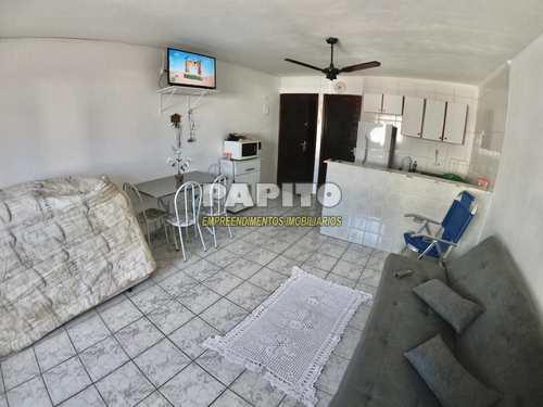 Kitnet, código 60011361 em Praia Grande, bairro Ocian