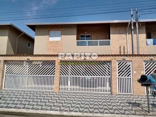 Casa de Condomínio, código 60011373 em Praia Grande, bairro Esmeralda