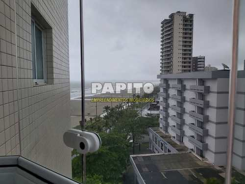 Apartamento, código 60011400 em Praia Grande, bairro Maracanã
