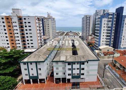 Apartamento, código 60011413 em Praia Grande, bairro Guilhermina