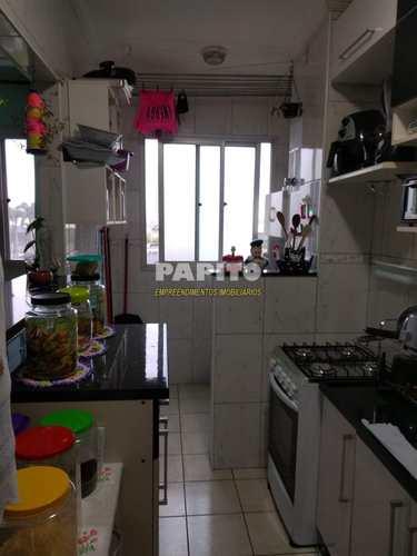 Apartamento, código 60011487 em Praia Grande, bairro Mirim