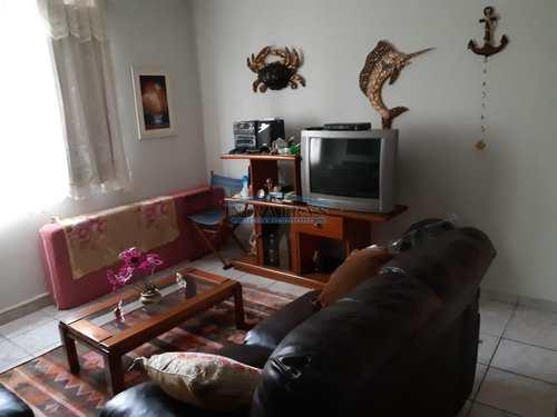 Apartamento, código 12 em São Vicente, bairro Centro