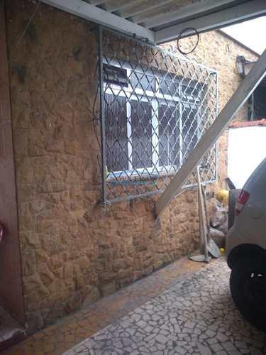 Sobrado, código 16 em São Vicente, bairro Catiapoa
