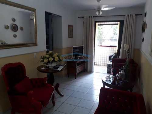 Apartamento, código 21 em São Vicente, bairro Itararé