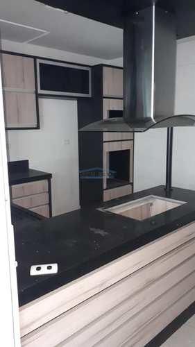 Apartamento, código 24 em São Vicente, bairro Itararé