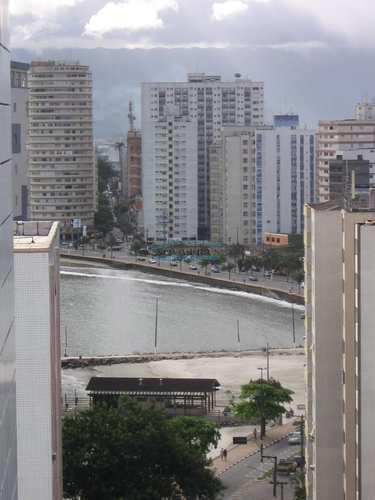 Apartamento, código 29 em São Vicente, bairro Itararé