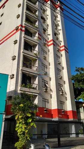 Apartamento, código 37 em São Vicente, bairro Centro