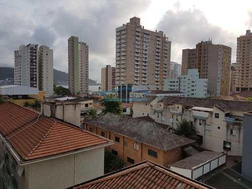 Apartamento, código 44 em São Vicente, bairro Itararé