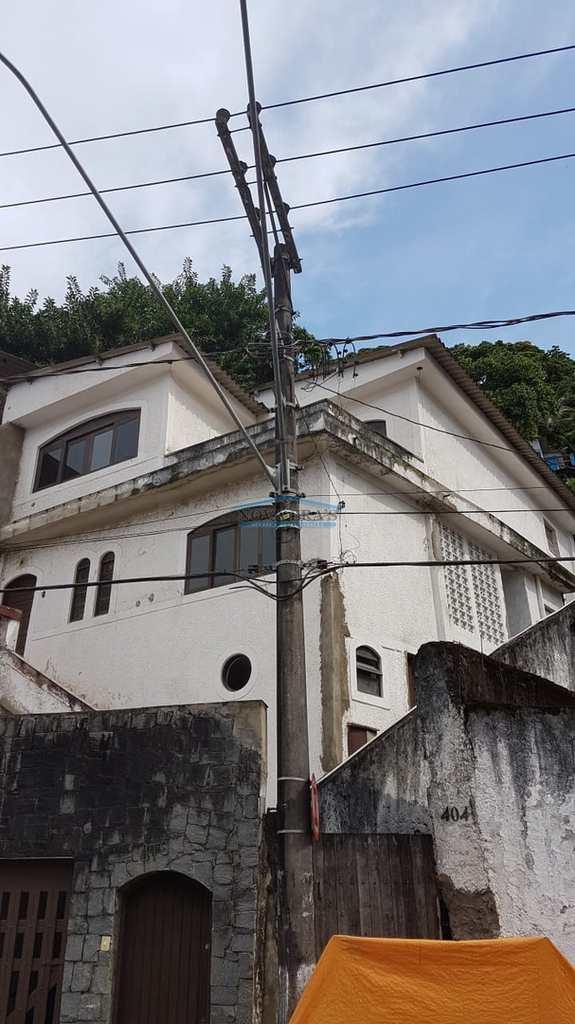 Sobrado em São Vicente, no bairro Parque Prainha