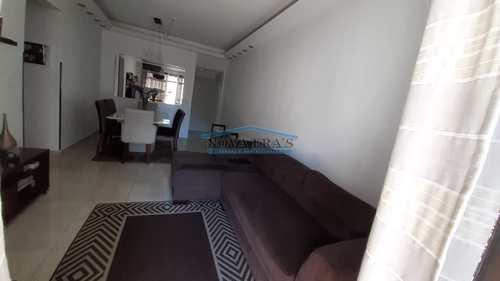 Apartamento, código 70 em São Vicente, bairro Itararé