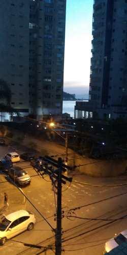 Apartamento, código 79 em São Vicente, bairro Itararé