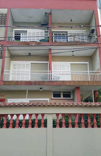 Apartamento, código 80 em São Vicente, bairro Itararé