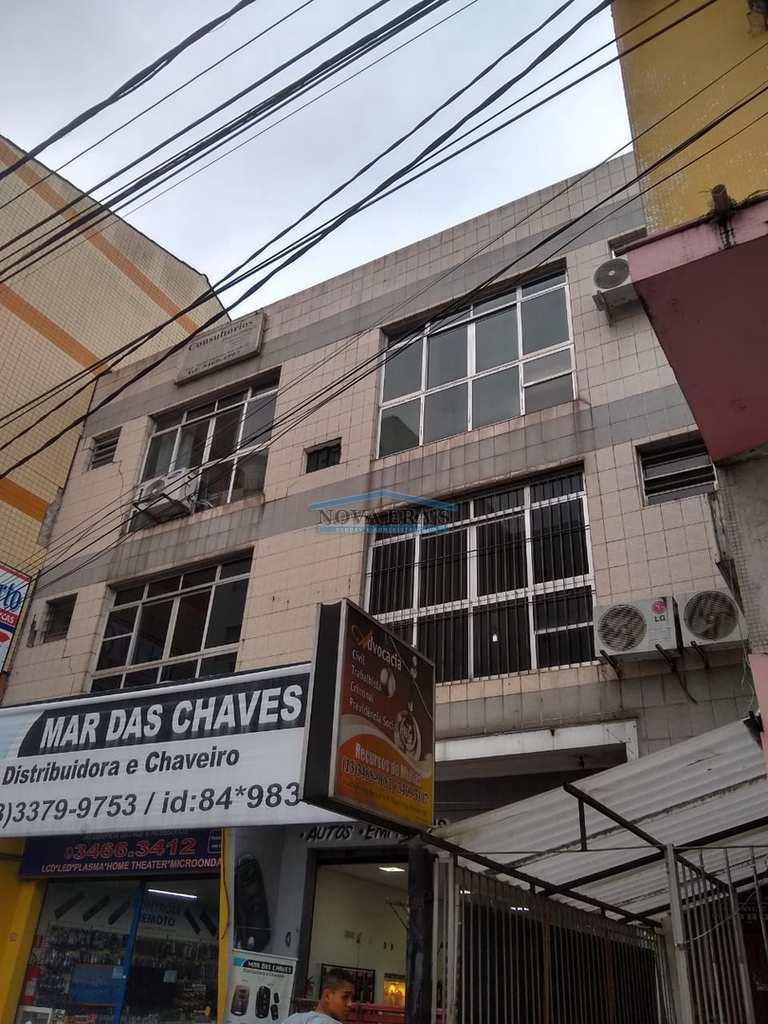 Sala Comercial em São Vicente, no bairro Centro