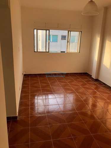 Apartamento, código 122 em São Vicente, bairro Centro