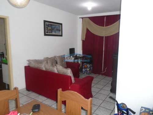Apartamento, código 126 em São Vicente, bairro Parque São Vicente
