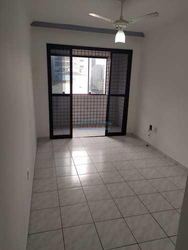 Apartamento, código 129 em São Vicente, bairro Itararé