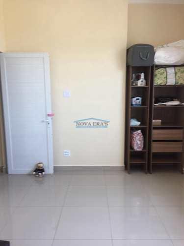 Apartamento, código 132 em São Vicente, bairro Centro
