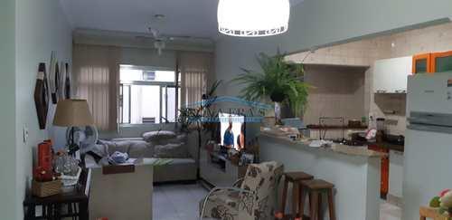 Apartamento, código 137 em São Vicente, bairro Itararé