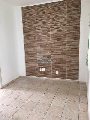 Apartamento, código 147 em São Vicente, bairro Itararé