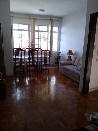 Apartamento, código 150 em São Vicente, bairro Itararé