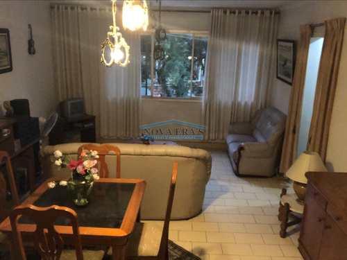 Apartamento, código 181 em São Vicente, bairro Centro