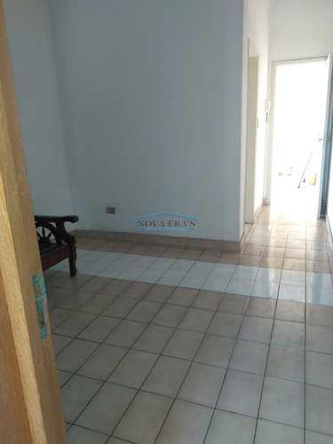 Apartamento, código 192 em São Vicente, bairro Centro