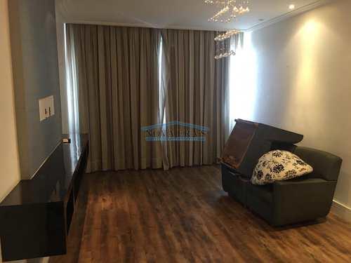Apartamento, código 230 em São Vicente, bairro Centro