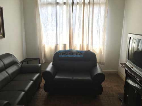 Apartamento, código 251 em São Vicente, bairro Itararé