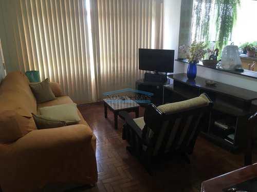 Apartamento, código 263 em São Vicente, bairro Itararé