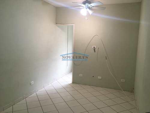 Apartamento, código 265 em São Vicente, bairro Itararé
