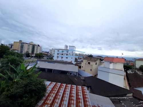 Apartamento, código 276 em São Vicente, bairro Vila Valença