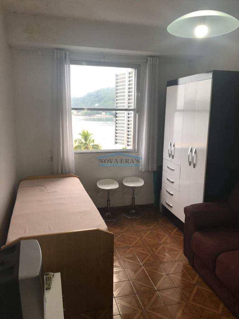 Kitnet em São Vicente, no bairro Gonzaguinha