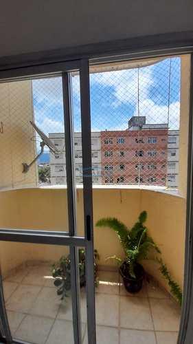 Apartamento, código 289 em São Vicente, bairro Biquinha