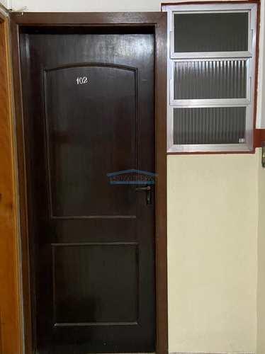Apartamento, código 305 em São Vicente, bairro Centro