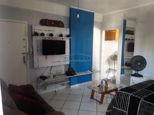 Sala Living, código 313 em São Vicente, bairro Centro