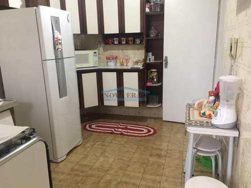 Apartamento, código 314 em São Vicente, bairro Vila Valença