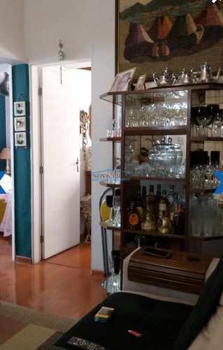 Apartamento, código 321 em São Vicente, bairro Itararé