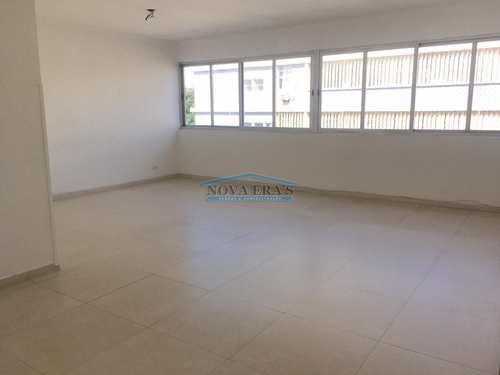 Apartamento, código 324 em São Vicente, bairro Itararé