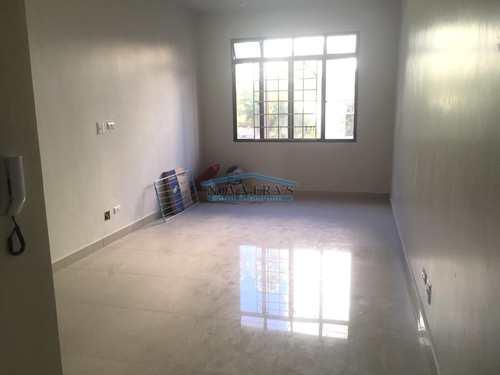 Apartamento, código 336 em São Vicente, bairro Itararé
